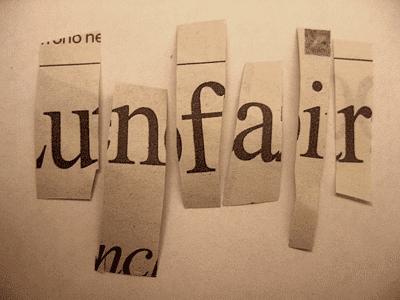 Fair or Unfair