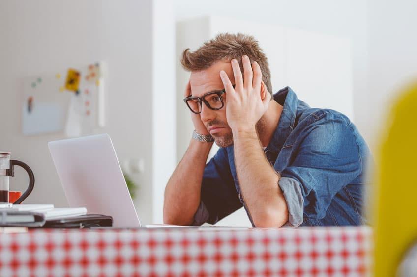 Error on Credit Card