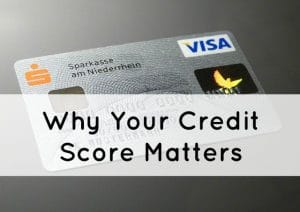 Does Credit Matter If I'm Not Applying for a Loan?