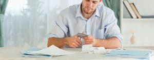 Credit Problems and Mortgage Application