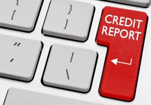 Credit Report Printed