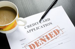 Credit Applications On Hold
