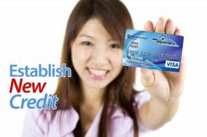 Establish New Credit