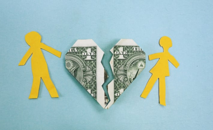 rebuilding credit after divorce