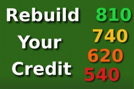 rebuilding credit after divorce