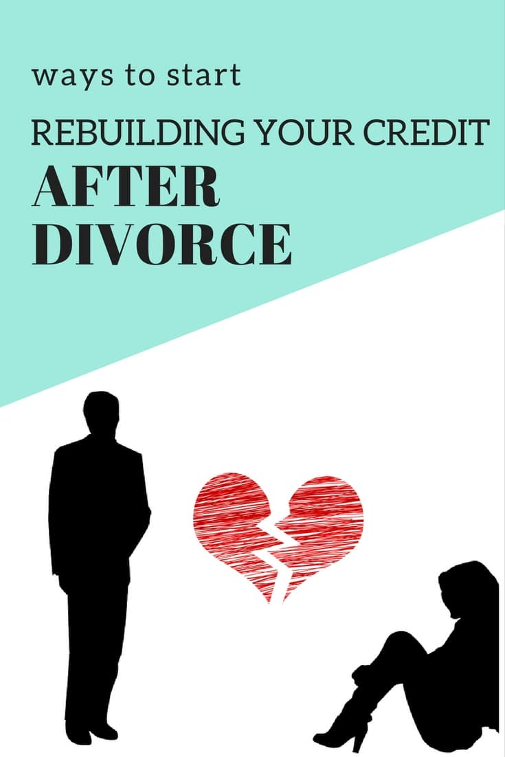How to Get a Blow Your Mind Credit Score After a Nasty Divorce