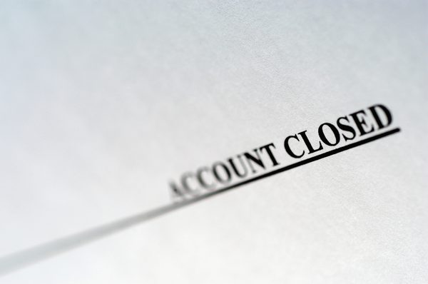 Closing an Old Account