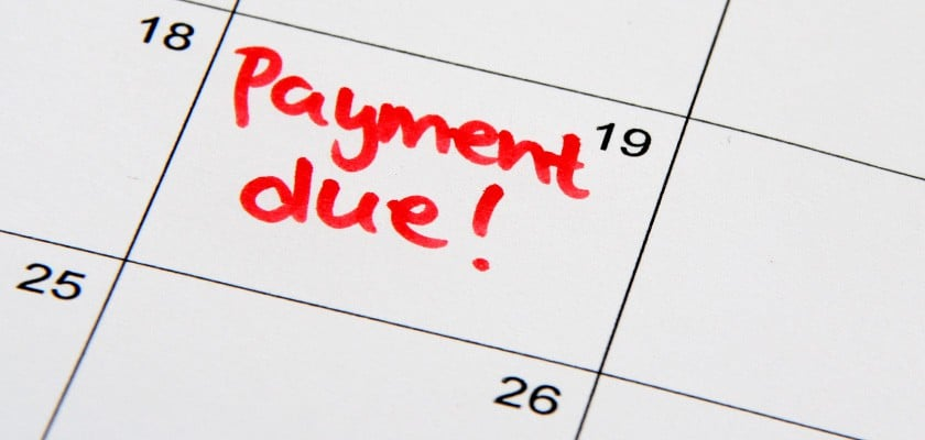 Late Payment: Payment History