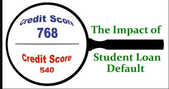 student Loans and credit score