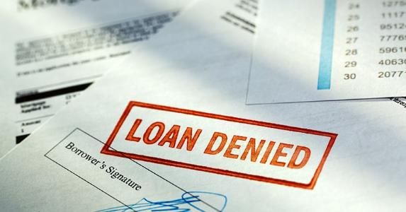 Turned Down for a Loan