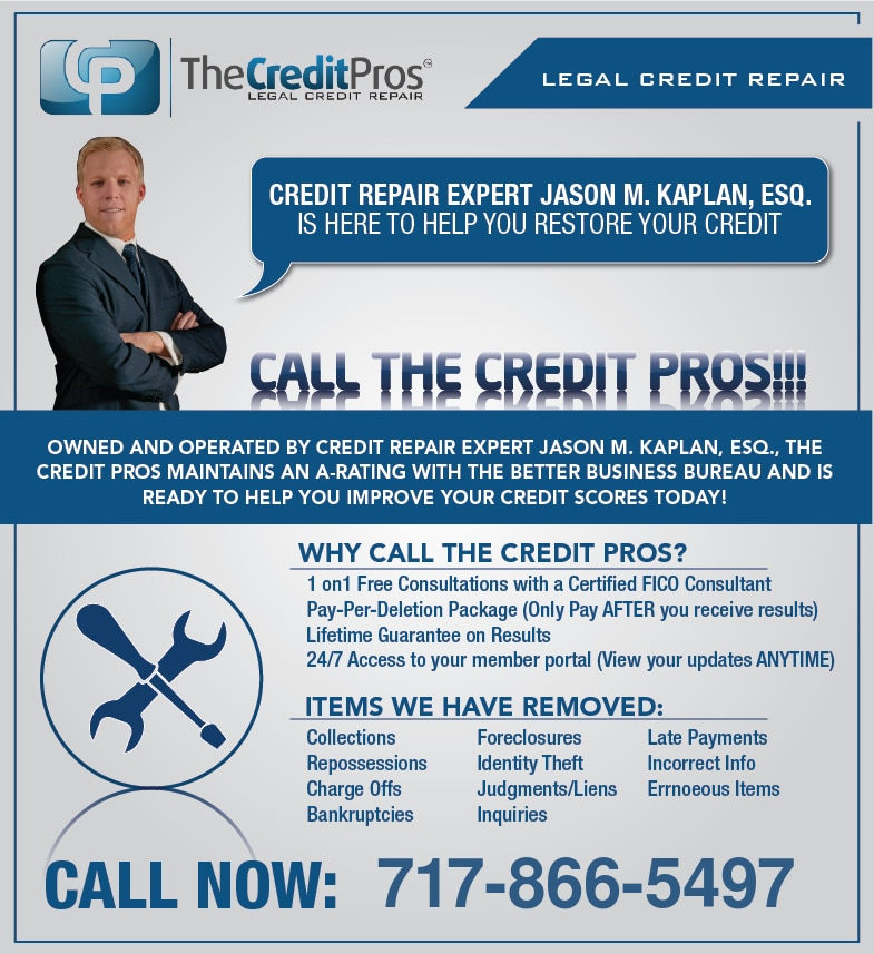 The Credit Pros: Professional credit repair experts