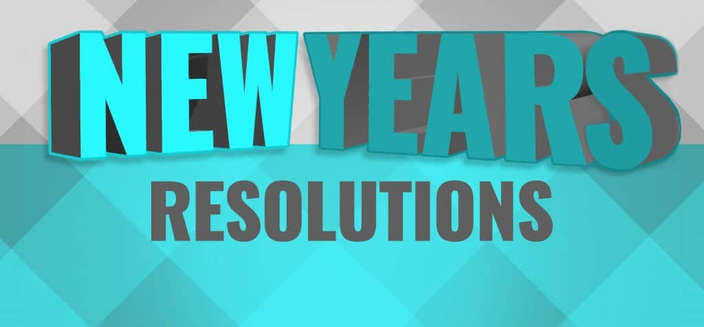 New Year Resolutions for Better Credit