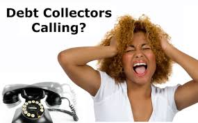Debt Collectors Calling