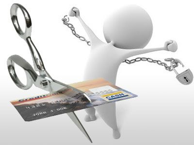 Eliminate Credit Card Debt to prepare your credit for a mortgage