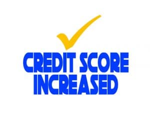 Credit Score Increase