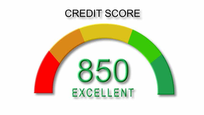 What Are The Benefits Of 850 Credit Score?