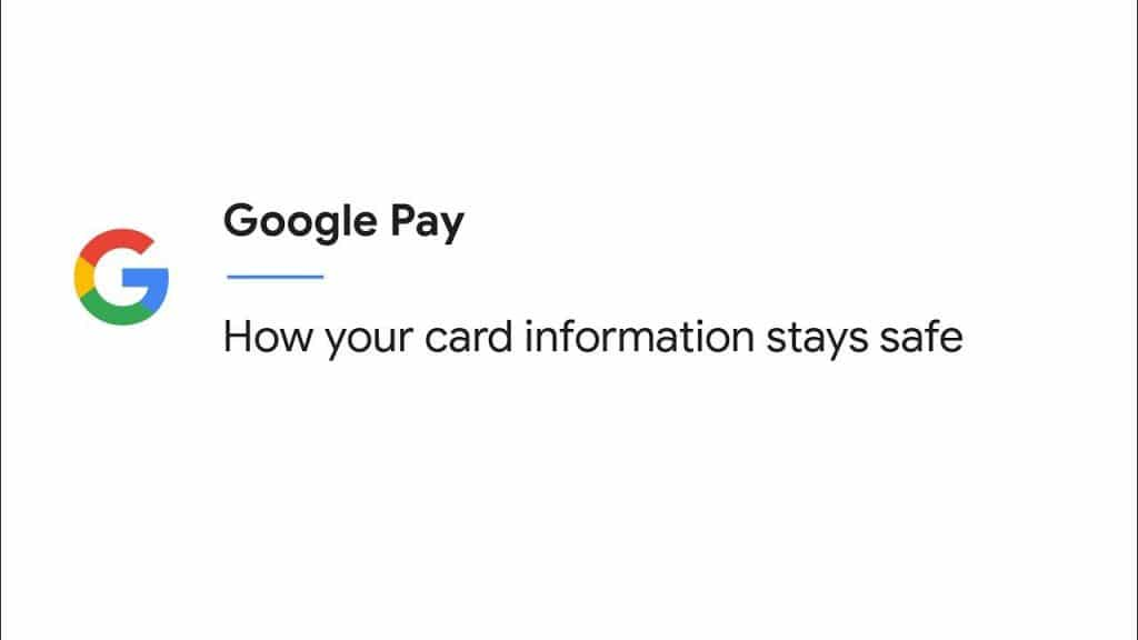 Are google pay safer