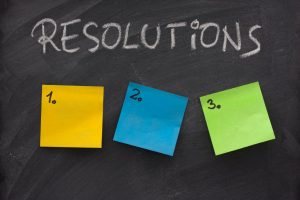 New Year Credit Repair Resolutions