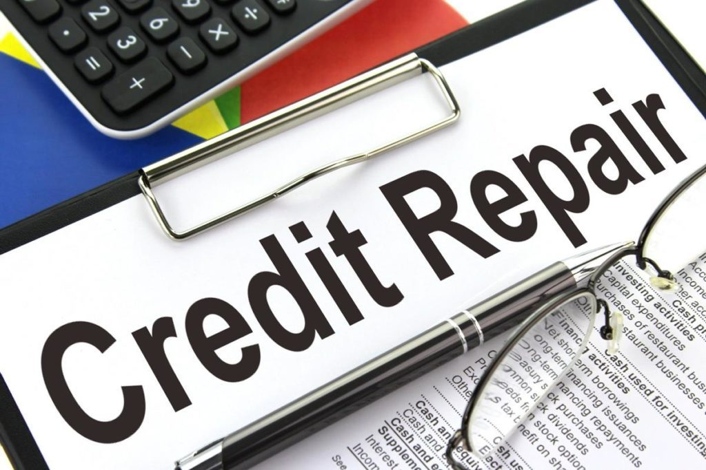 Who needs credit repair