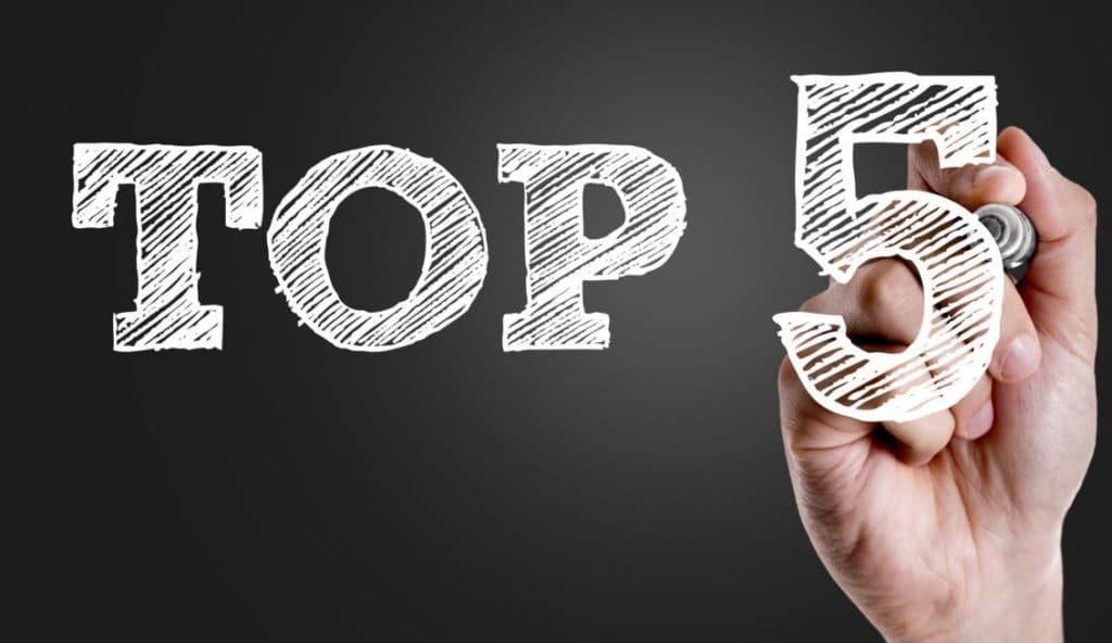 Top 5 Factors