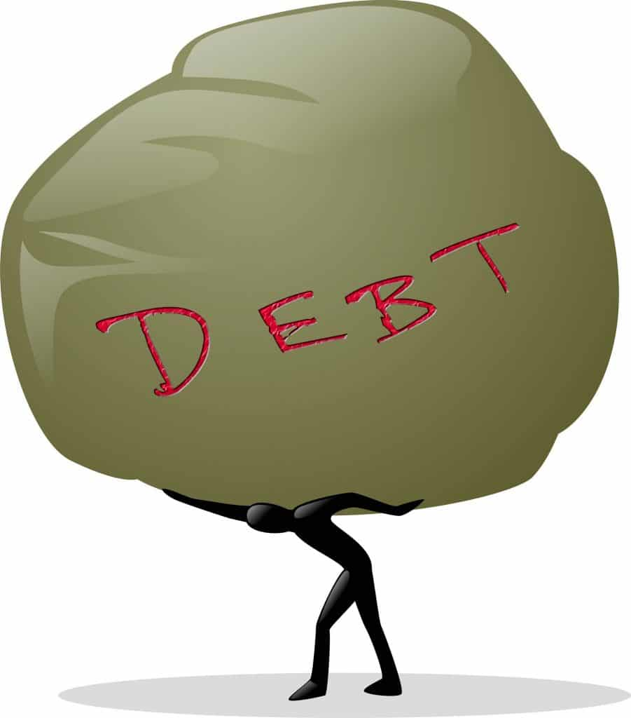 Credit Cards are Revolving Debt with no Collateral
