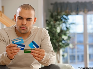 Maxing Out Credit Cards