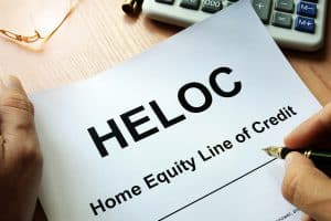 what is Home Equity Line of Credit