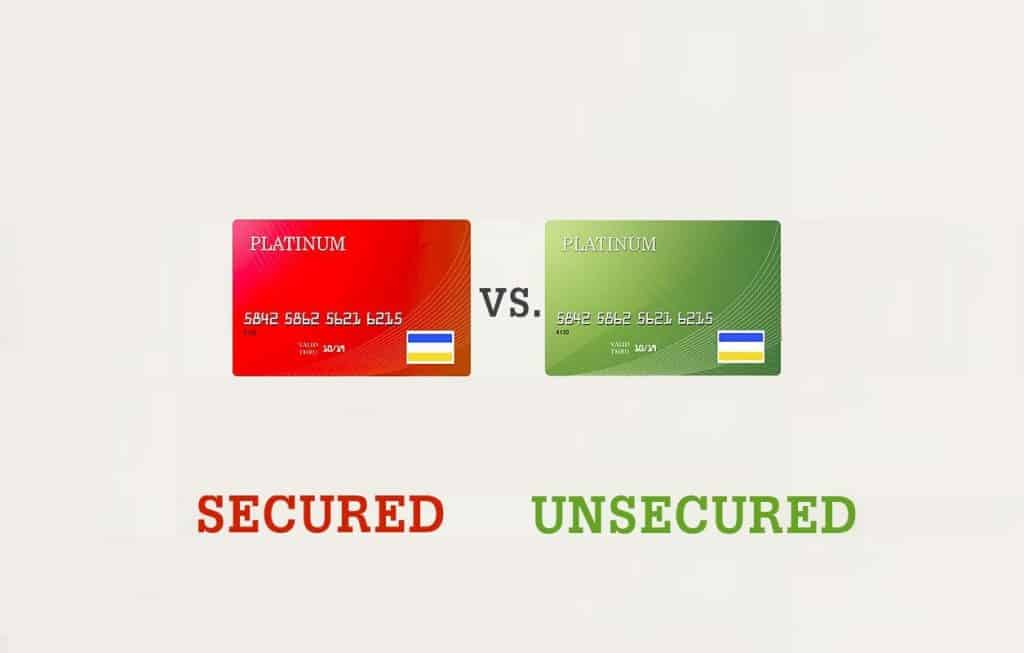 Secured and Unsecured Cards