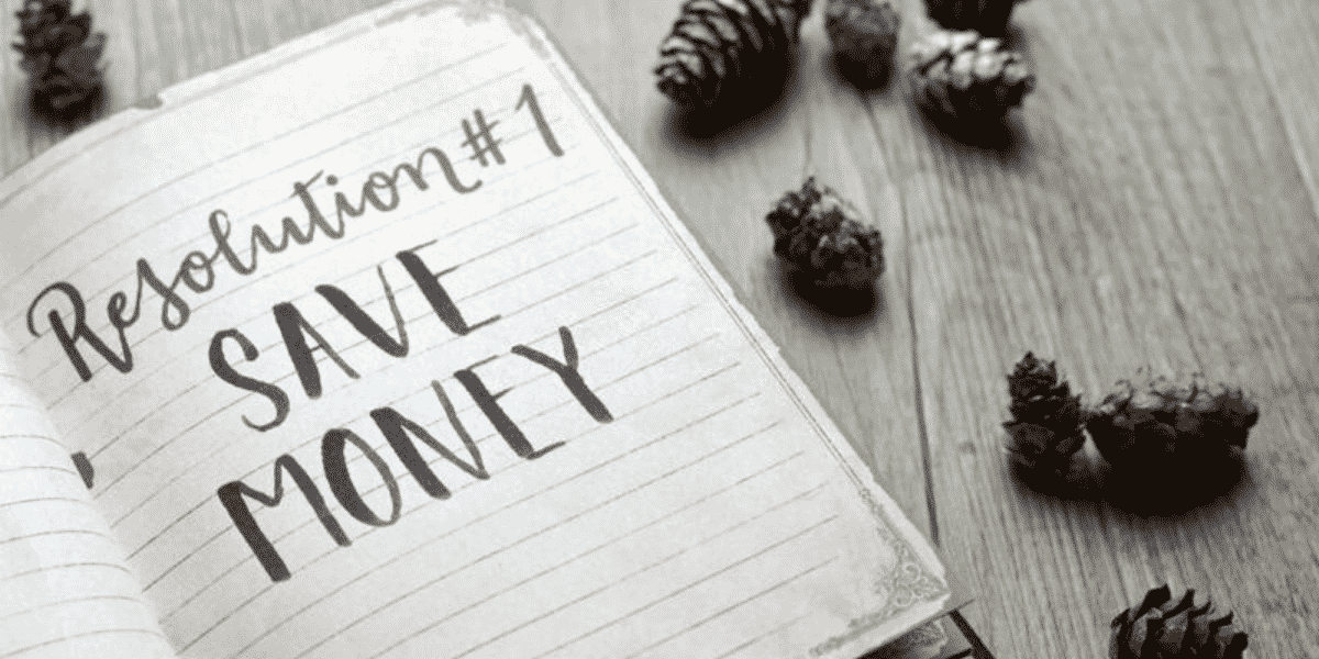 New Year Resolutions To Save Money