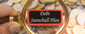 Debt Snowball Plan