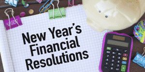 New Year Resolutions For Personal Finance
