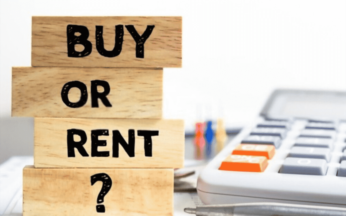 Should I Rent Or Should I Buy A Home